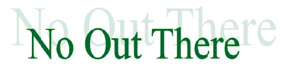 No Out There LOGO