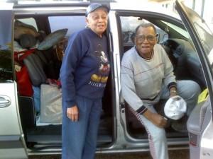 Mama & Daddy enroute home to Arizona 10-09