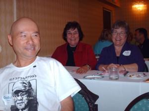 Godwin, Diane and Betty