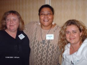Linda, Llenar and Agnieszka